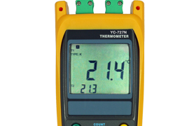 Selectable Input Hand-held Thermocouple Indicators