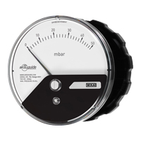 Wika Mechanical Differential Pressure Gauge (110mm Ø)