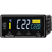 C Series Fuzzy + PID Temperature/Process Controller (48 x 24 x 92mm)