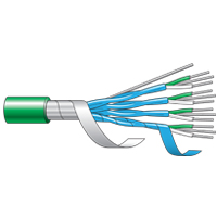 CAZ502...CAZ512 - Multi Pair XLPE/LS0H Armoured Thermocouple Cable (-30°C to +90°C)