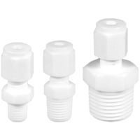 (CF30...CF60) PTFE Compression Fittings