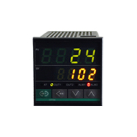 CH102 - 4-Digit Dual Display PID Temperature Controller (48mm x 48mm x 100mm)