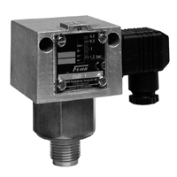 DWR - FEMA Pressure Monitor (Tested to PE Directive 97/23 EC)