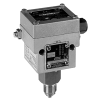 EX-DCM - FEMA Pressure Switch (Tested to ATEX 94/9 EC)
