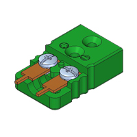 FCB2 - Miniature PCB Socket - Rear Mounting