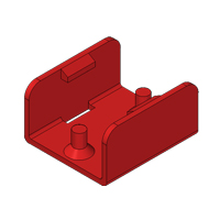 FLC - Miniature Connector Locking Clip