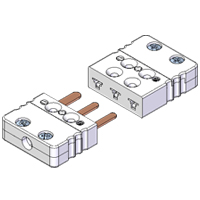 FMPT/FMJT - Miniature 3-Pin Thermocouple and RTD Connectors