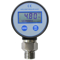 (GY) LCD Display Intelligent Pressure Gauge (67mm Ø)