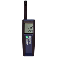 HDT-318 - Thermo-Hygrometer with Data Logger (Air Humidity/Temperature)