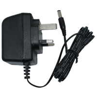 UK Power Adaptor For HDT-318 Thermo-Hygrometer with Data Logger