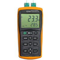 HH-1314 - Selectable Input Thermocouple Indicator (2 Channel)