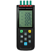 HH-520 - 4 Channel Thermocouple Data Logger