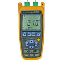 HH-727UD - 2 Channel Thermocouple Indicator/USB Data Logger