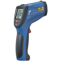 Infrared Laser Thermometer -50°C to +1850°C (50:1 ratio)