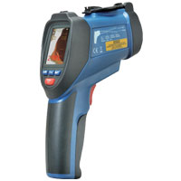 Infrared Image/Video Thermometer -50°C to +1000°C (50:1 ratio)