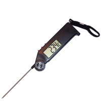 HP-130 - Foldable Thermometer (-50ºC to +300ºC)