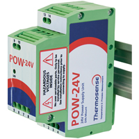 POW-24V - DIN Rail Mounting 24V Power Supply