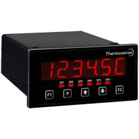 PRO-R - 4 Channel Indicator / Temperature Controller (RTD Input)