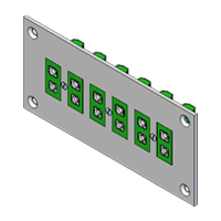 RP - Pre-assembled Standard Thermocouple Connector Panels