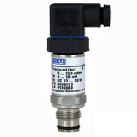 S11 - Wika High Accuracy Pressure Transmitter (Flush Face Diaphragm)