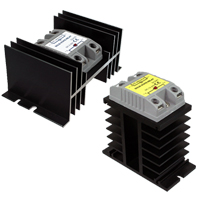 SSR-HS - Solid State Relay Heatsinks