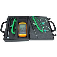 Thermocouple Indicator and Sensor Kit