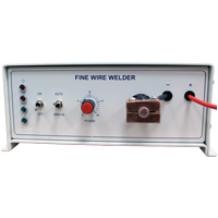 Fine Wire Thermocouple/RTD Welder