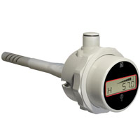 XD - Duct-Mounted Humidity/Temperature Transmitter