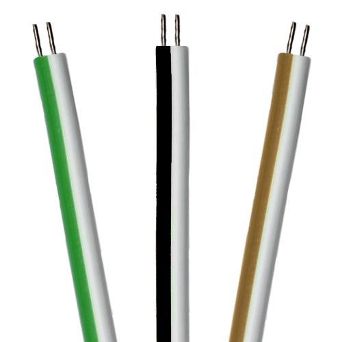 Single Pair Wire : Single pair ptfe shot thermocouple cable