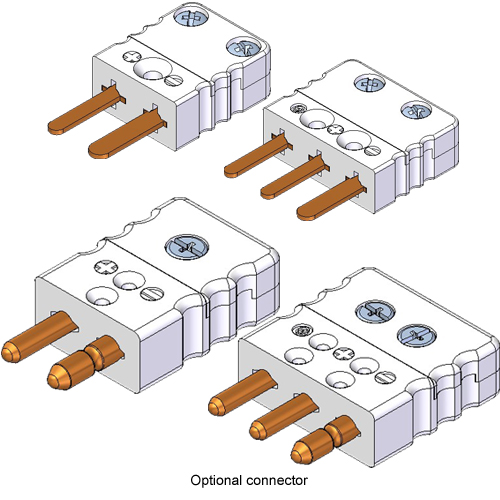 Rtd Pt100 Pt1000 Compact Silicone Patch Sensor