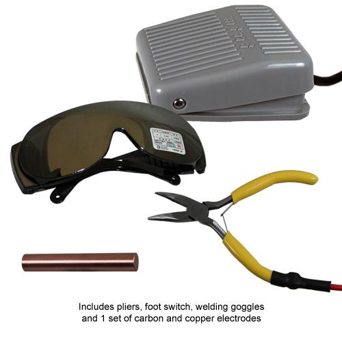 Fine Wire Thermocouple Rtd Welder