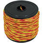 Single Pair High Temperature Fibreglass Insulated Furnace Wire/Heat Treatment Cable (rated to +700°C constant)