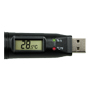 Temperature/Humidity/Dew Point USB Data Logger with LCD