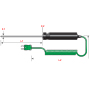 Mineral Insulated Thermocouple Sensor with Nylon Handle